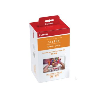Harga Canon Paper Easy Photo Pack RP-108