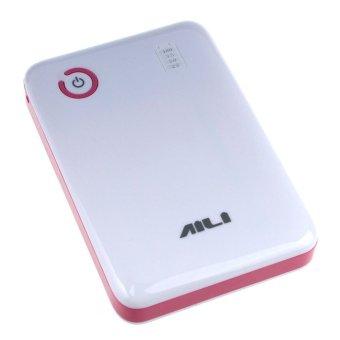 Jual DIY AILI Exchangeable Cell Power Bank Case For 4Pcs 18650 - Putih-Pink Harga Termurah Rp 210000. Beli Sekarang dan Dapatkan Diskonnya.