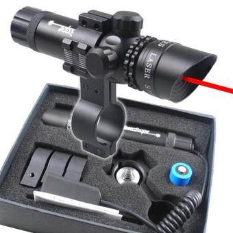 harga Laser Scope New Red Dot Merah Bidik Airsoftgun Hunting ( Original ) Lazada.co.id