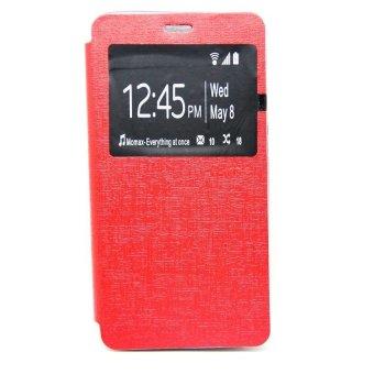 Ume Flip Cover for Samsung Galaxy Grand Prime G530 - Merah
