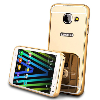 Harga Case For Samsung Galaxy J1 Mini Bumper Slide Mirror Gold .