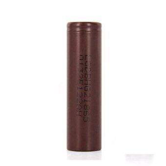 LG Baterai Rokok Elektrik Mods Vape Vapor 18650 3000 mAh Coklat