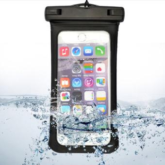 Lynx Candy Waterproof Case dan Armband Handphone Sport Underwater - Hitam