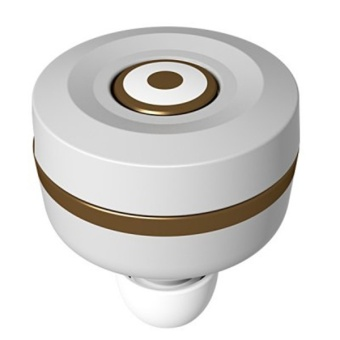 Universal Mini Stereo Wireless Bluetooth Earphone - ZY-S8 - Putih