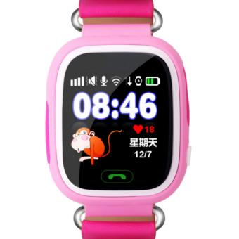 2Cool Smart Watch with Phone Call Touch Screen Wi-Fi Position Anti Lose Children Watch - intl