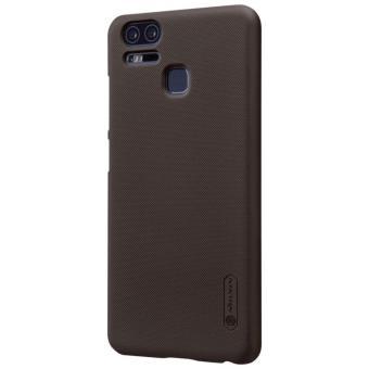 Nillkin Hard Case (Super Frosted Shield) - Asus Zenfone 3 Zoom (ZE553KL) Brown/Coklat