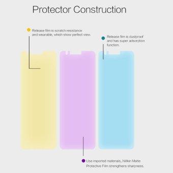 NILLKIN Anti-scratch Matte Screen Protector Shield Film for Asus Zenfone 3 Zoom ZE553KL - intl