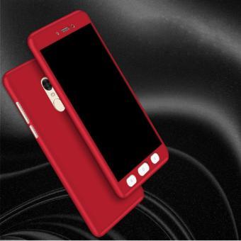 Hardcase 360 Case Xiaomi Redmi Note 4X MEDIATEK Fullset Free Tempered
