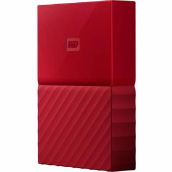 Jual WD My Passport New Portable Hard Drive 1TB - Merah Harga Termurah Rp 1100000.00. Beli Sekarang dan Dapatkan Diskonnya.