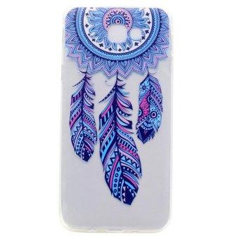 Harga Terbaru Moonmini Case for Samsung Galaxy J7 Prime Case Colorful Transparent Soft Silicon Back Case