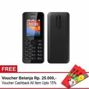 Nokia N108 Dual Sim + Voucher Belanja