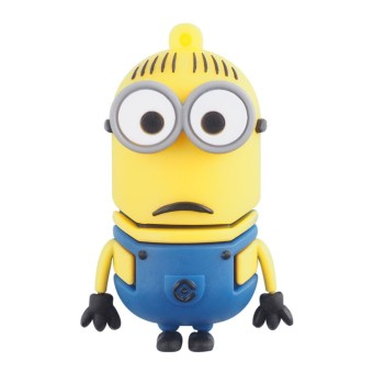 harga Toys Cartoon Minions Usb Flash Drive Pendrives 8GB Pen Drive U Disk Flash Card Memory