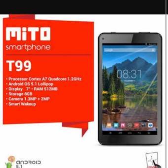 Jual Mito T99 / Tablet Wifi Mito T99 Harga Termurah Rp 3500000.00. Beli Sekarang dan Dapatkan Diskonnya.