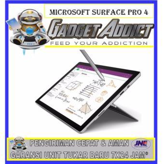 Jual Microsoft Surface Pro 4 Intel Core M 4GB RAM / 128GB ROM Harga Termurah Rp 13800640.00. Beli Sekarang dan Dapatkan Diskonnya.