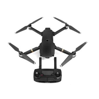 XCSOURCE Carbon Fiber Sticker Decal Skin Wrap Cover for Mavic Pro Drone Transmitter. >>>>