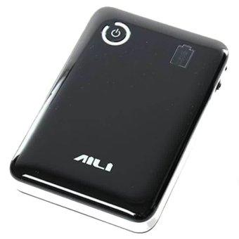 Jual DIY Exchangeable Cell Power Bank Case - Hitam-Putih Harga Termurah Rp 350000. Beli Sekarang dan Dapatkan Diskonnya.