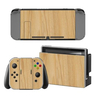 Decal Skin Sticker Dust Protector for Nintendo Switch Console ZY-Switch-0159 - intl
