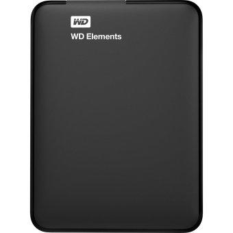 Jual WD Element 2,5 inch USB 3.0 - 1TB - Hardisk External - Hitam Harga Termurah Rp 999000.00. Beli Sekarang dan Dapatkan Diskonnya.