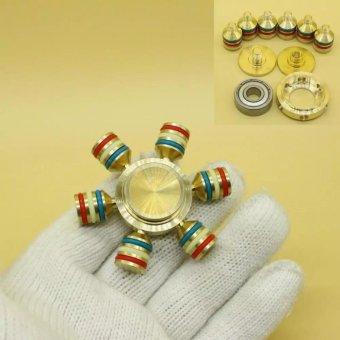 Fidget Spinner Toy Mainan Penghilang Boring Merah Page 3 Daftar Source · Fidget Spinner Hexagonal Fidget