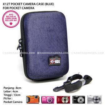 X12T POCKET CAMERA CASE - Fit for Canon, Nikon, Sony, Panasonic, Fujifilm, Olympus etc