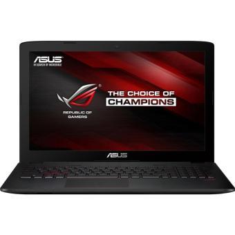 Jual ASUS ROG GL752VW-T4498T - RAM 8GB - i7-6700HQ - GTX960-4GB - 17.3