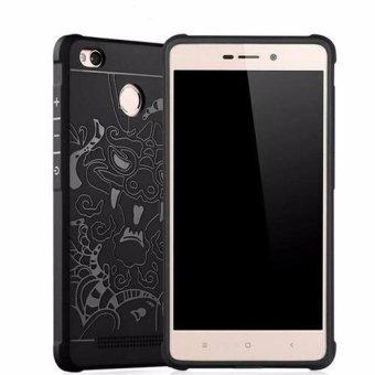 Case TPU Phone Case Dragon Back Cover Original for Xiaomi Redmi 3 pro / 3s /