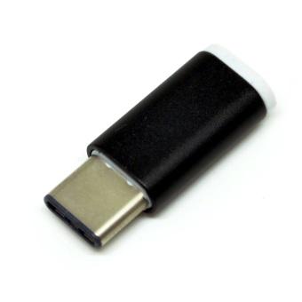Micro USB to USB 3.1 Type C Adapter Converter - Aluminium Alloy Shell