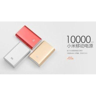 Jual Xiaomi Power Bank Xiaomi 10000mAh Mah Red Merah 100 ORIGINAL Harga Termurah Rp 800000.00. Beli Sekarang dan Dapatkan Diskonnya.