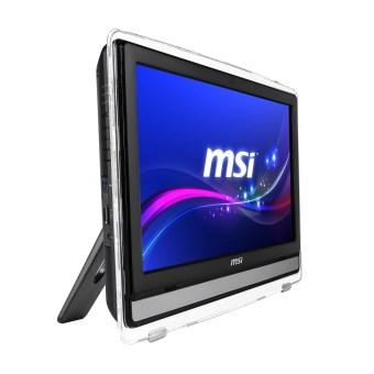 """Jual MSI PC All in One AE-222 – Intel® Core i3 4160 - 4GB - 1TB - 21.5"""" Non Touch – Hitam Harga Termurah Rp 12000000.00. Beli Sekarang dan Dapatkan Diskonnya."""