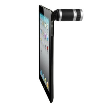 Blz Tele Lens 6X Zoom Telescope for iPad 2 - Hitam