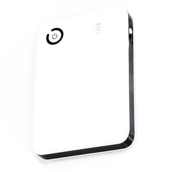 Jual DIY AILI Exchangeable Cell Power Bank Case For 4Pcs 18650 - Putih/Black Harga Termurah Rp 180000. Beli Sekarang dan Dapatkan Diskonnya.