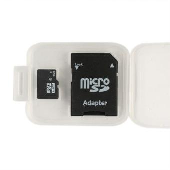 Harga Terbaru 4GB High Capacity Flash Micro SD TF MicroSD TF Memory Card .