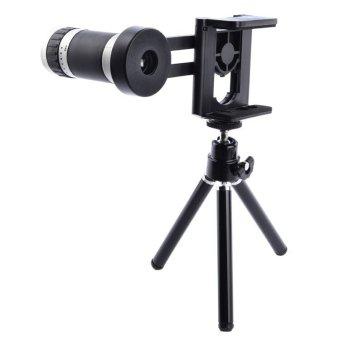 Mobile Phone Telescope 8x Zoom + Mini Tripod For Samsung Galaxy Note 3