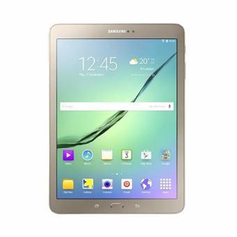 Jual Samsung Tab S2 Resmi - SM T-719 - Gold - Ex Display Harga Termurah Rp 5999000.00. Beli Sekarang dan Dapatkan Diskonnya.