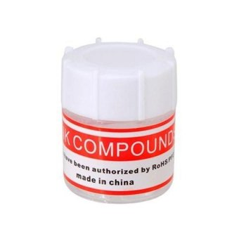 harga White Sands Thermal Paste Heatsink Compound - Pasta Prosesor Lazada.co.id