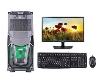 Jual Amd Komputer / PC Rakitan A4 6300 - AMD Radeon HD8370 - Monitor LED LG 16