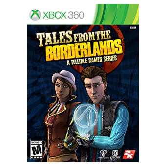 2K Games Tales from the Borderlands - Xbox 360 - Intl (Intl)