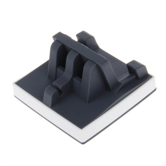 ZUNCLE Compact Universal Desktop Smartphone/Mobile Phone Holder Stand(Black)