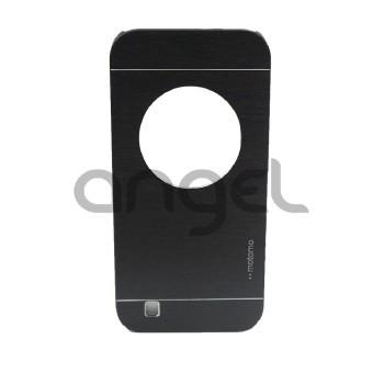 Motomo Metal Case for Asus Zenfone Zoom ZX551ML - Hitam