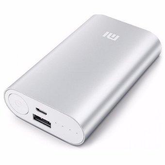 Jual Xiaomi Power Bank 10000mAh Original - Silver Harga Termurah Rp 500000.00. Beli Sekarang dan Dapatkan Diskonnya.