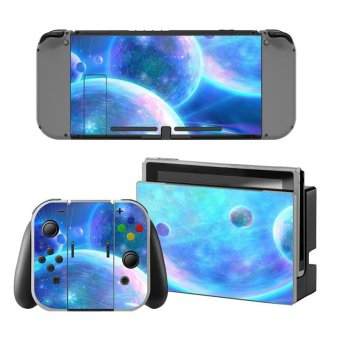 New Decal Skin Sticker Anti-dust PVC Protector For Game Nintendo Switch Console ZY-Switch-0010 - intl
