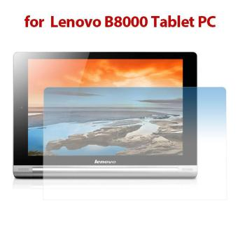 harga High Quality Brand New HD Clear LCD Screen Guard Protector for 10.1 Lenovo YOGA TABLET B8000 Lazada.co.id