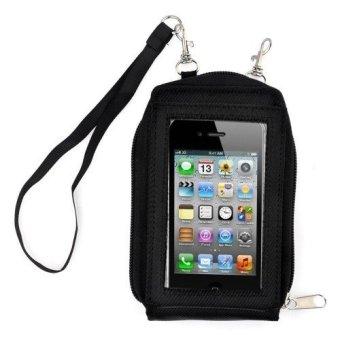 Dbest Touch Purse - Dompet Handphone Multifungsi - Hitam ...