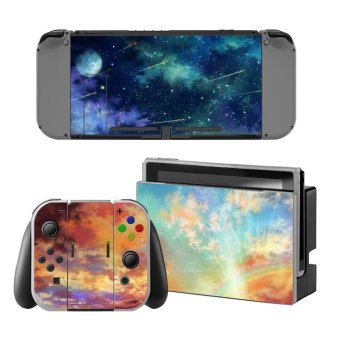 New Decal Skin Sticker Anti-dust PVC Protector For Game Nintendo Switch Console ZY-Switch-0014 - intl