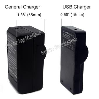 NP-60 LCD Ultra Slim USB Charger for Fujifilm FinePix 50i FinePix 601 FinePix F401 FinePix F401 Zoom FinePix F410 FinePix F410 Zoom FinePix F601 FinePix F601 Zoom FinePix M603 FinePix M603 Zoom Battery - intl