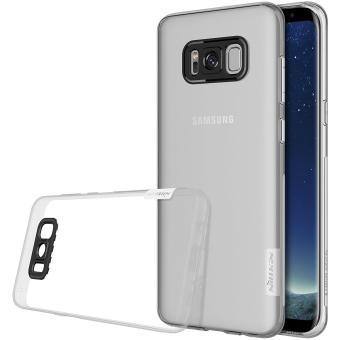 Nillkin Nature TPU Soft Case Casing Cover Samsung Galaxy S8 – Transparan