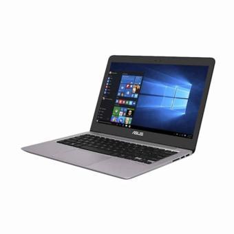 Jual ASUS ZenBook UX310UQ-FC337T - RAM 8GB - Intel Core i7 6500U - nVidia GT940M-2GB - 13.3 Full HD - Win10 - Grey
