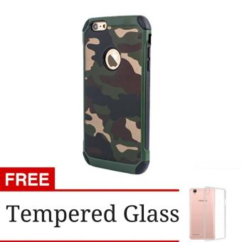 Harga Case Army Protection For Oppo F3 Plus Green Army Free Iring Source · Harga Case
