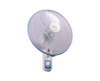 Panasonic F-EU409 Wall Fan - Putih/Biru