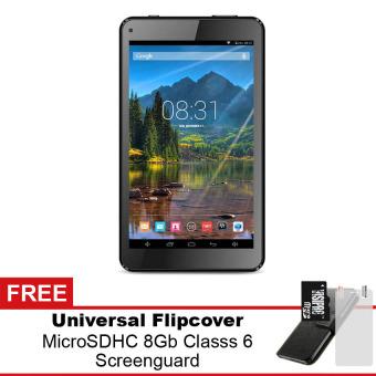 Jual Mito T99 Wifi Tablet - 8GB - Hitam + Gratis Micro SDHC 8Gb Class 6 + Flipcover + Screenguard Harga Termurah Rp 777000.00. Beli Sekarang dan Dapatkan Diskonnya.